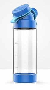 So sieht die Trinkflasche in blau aus