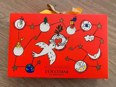 So sieht der Loccitane Adventskalender 2018 aus