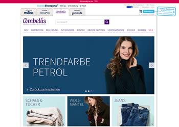 Damenmode bekannter Marken mit einem Gutscheinrabatt kaufen.