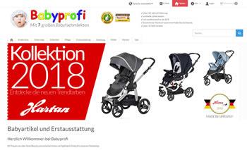 Babyartikel und Ausstattung mit Rabatt bei Babyprofi kaufen.