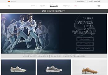 Wähle bei uns den aktuellen Clarks Gutschein für Deinen Schuheinkauf aus und sicher Dir bequeme Schuhe