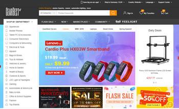 Wähle mit dem GearBest Gutschein ganz bequem aus zahlreichen Topmarken Deine Unterhaltungselektronik.