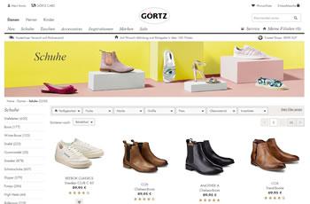 Kinderleicht einkaufen mit dem Görtz Gutschein: Entdecke zahlreiche Markenschuhe