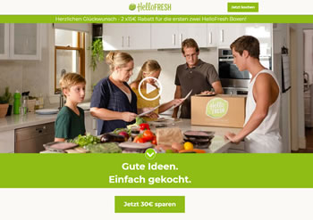 hellofresh gutschein 30 rabatt oktober 2018. Black Bedroom Furniture Sets. Home Design Ideas