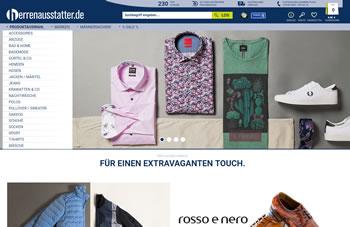 Mit dem Herrenausstatter Gutschein kaufst Du trendige Herrenmode bekannter Marken besonders günstig.