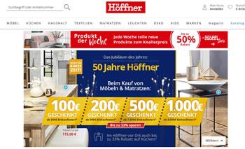 Höffner Gutschein 200 50 Rabatt Juli 2019