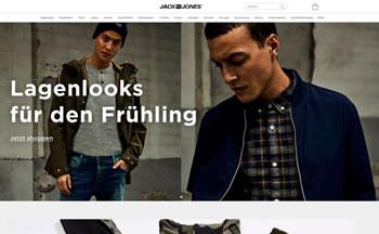 Jack & Jones Gutschein für stylische Herrenmode