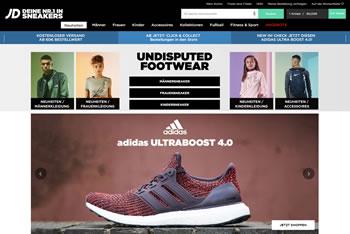 Der JD Sports Gutschein sorgt dafür, dass Du Deine Sportswear nun noch günstiger bestellen kannst.