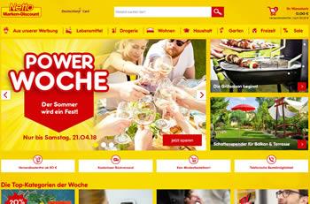 Mit dem Netto Gutschein bestellst Du im Online Shop des Discounters noch preiswerter