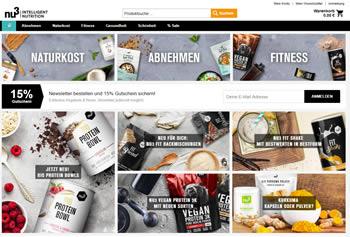 Mit dem Nu3 Gutschein für hochwertige Produkte wird gesunde Ernährung kinderleicht.