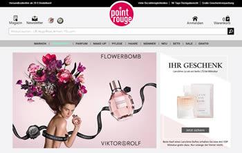 Wähle mit dem Point Rouge Gutschein aus über 15.000 verschiedenen Produkten Deine Lieblinge