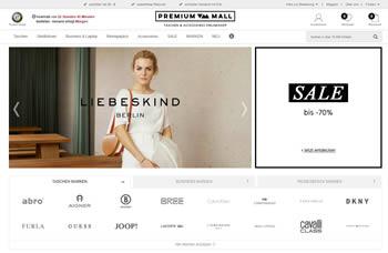 Sicher Dir bei Markentaschen und Designeraccessoires Rabatte mit dem Premium Mall Gutschein