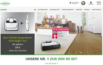 Mit dem Vorwerk Gutschein kannst Du Deine Vorwerk Reinigungsgeräte jetzt noch günstiger kaufen.